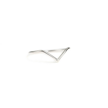 Fille Ring | Silver