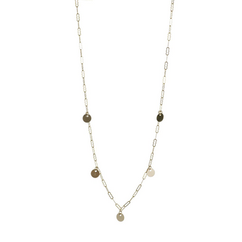 Blake Necklace | Gold
