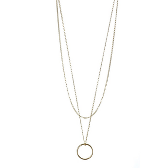 Kate Necklace | Gold