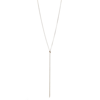 Willow Necklace | Gold