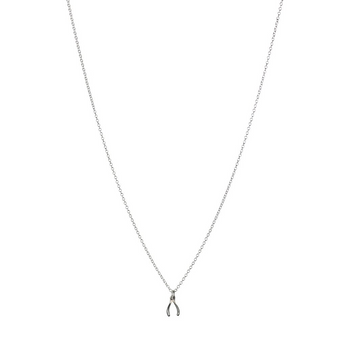 Cali Necklace | Silver