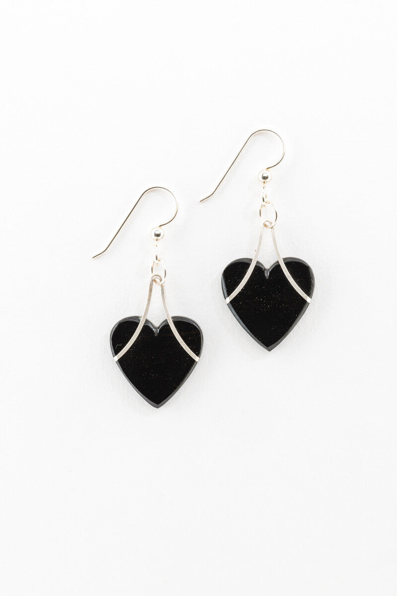 Earrings - Hearts