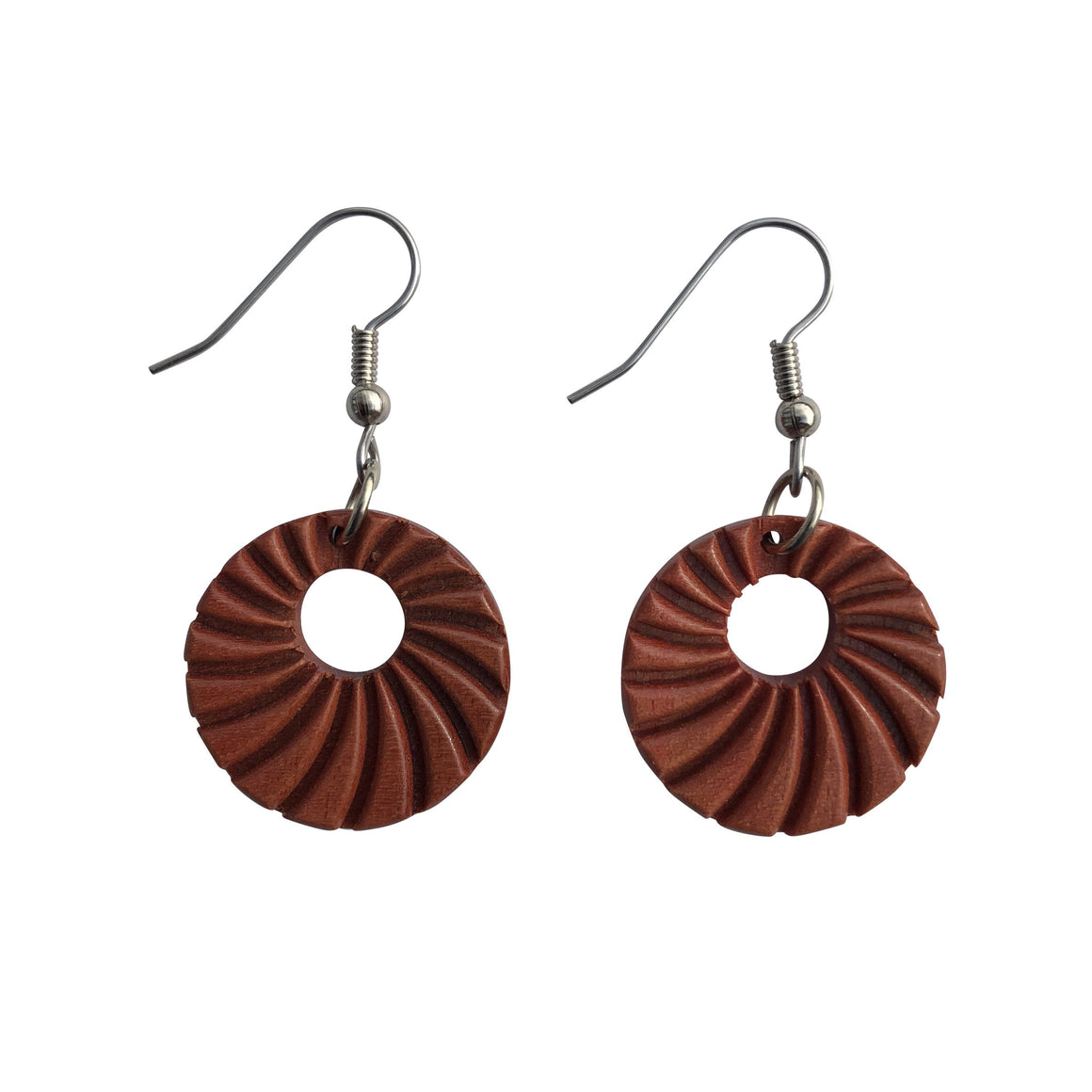 Earrings - Small Hoop