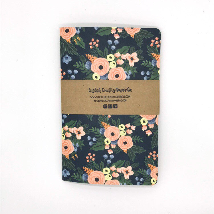 Evening Garden Notebook - English Country Paper Co.