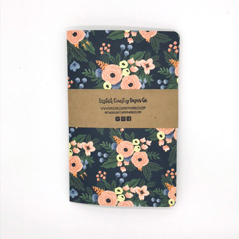 (Wholesale) Evening Garden Notebook - English Country Paper Co.