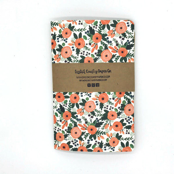 Garden Corsage Notebook - English Country Paper Co.