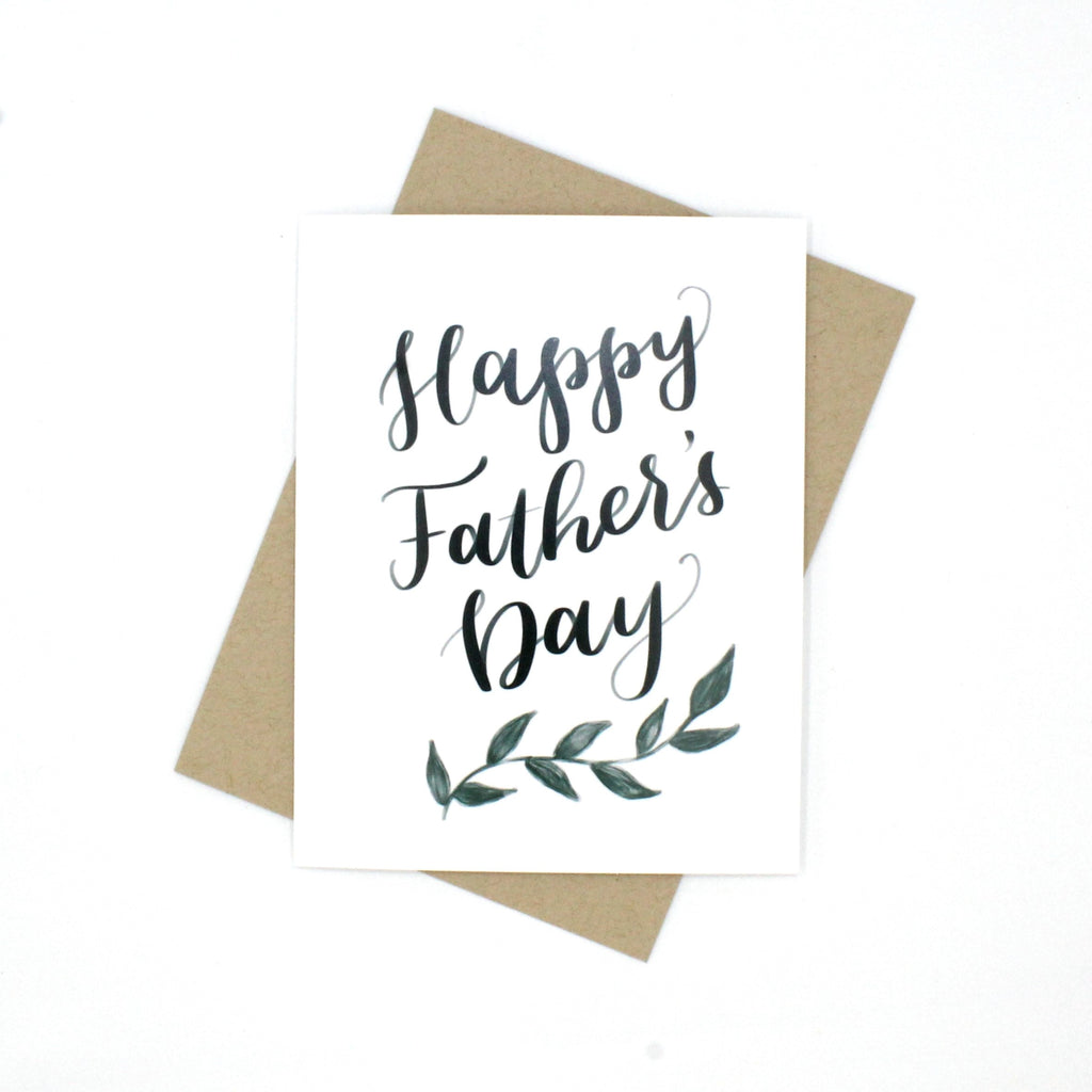 Father's Day Card - English Country Paper Co.