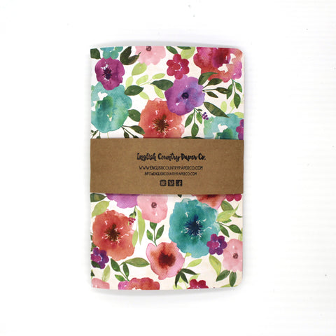 Posy Notebook - English Country Paper Co.