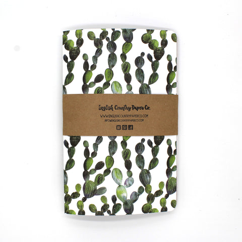 Prickly Pear Notebook - English Country Paper Co.