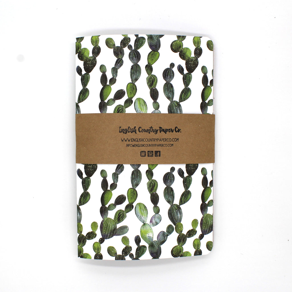 (Wholesale) Prickly Pear Notebook - English Country Paper Co.