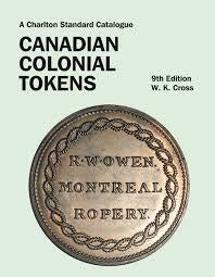 Canadian Colonial Tokens