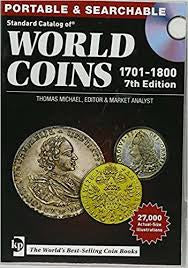 World Coins 1701-1800 7th Addition