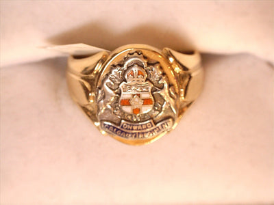 Calgary Regiment Ring