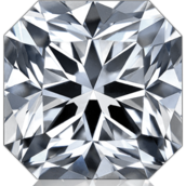 .78ct SI2 I Ideal Cut Ideal Square Diamond