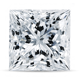 1.12ct VVS F Princess Cut Diamond