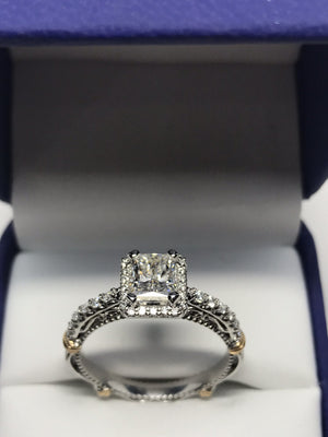 1Ct Engagement Ring Verragio