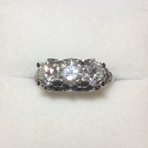 4.1g 18k 1.68ct Diamond Ring