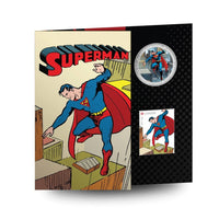 2013 50c 75th Anniversary of Superman