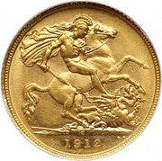 British Half Sovereign