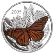 2005 50c Monarch Butterfly