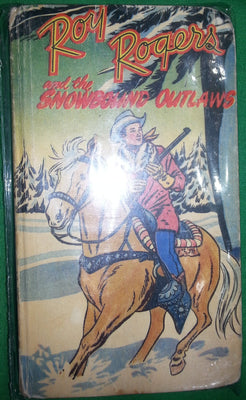 Roy Rogers and the Snowbound Outlaws