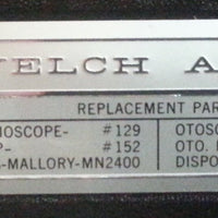 Welch Allyn Oto / Ophthalmoscope