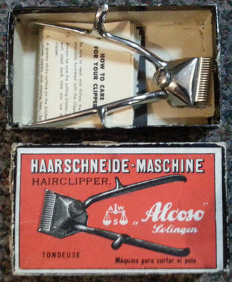 Alcosa Hairclipper