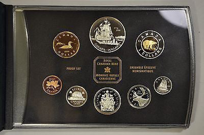 1999 Double Dollar Proof Set