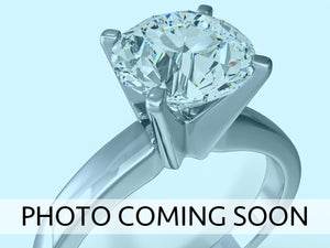 Ring 5.5G 14K/Plat 1.57ct SI2 G Feature Diamond