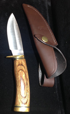 Vanguard Buck Knife 192 with Sheath