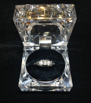 Ladies Antique Diamond Ring