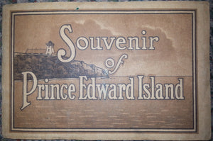 Souvenir of Prince Edward Island Photo Booklet