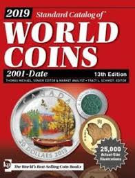 World Coins 2001-Date 13th Edition
