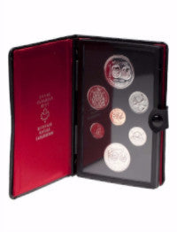 1974 Double Dollar Proof Set - Prestige