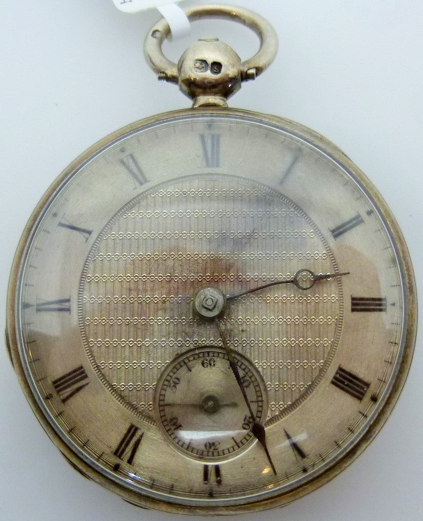 Hawley Pocket Watch