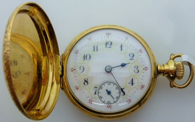 Bijou Pocket Watch