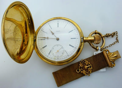 Koron Pocket Watch