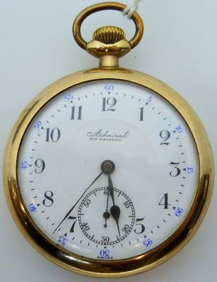 Admiral Pocket Watch