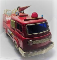 Vintage Chemical Extinguisher/ Fire Engine