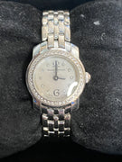 Baume Mercier Ladies 18K Diamonds