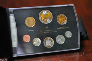 2005 Double Dollar Proof Set