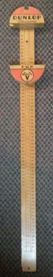 Dunlop Fan Belt Measuring Tool