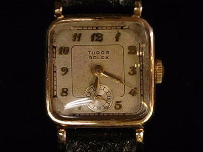 1940 Tudor Rolex Watch