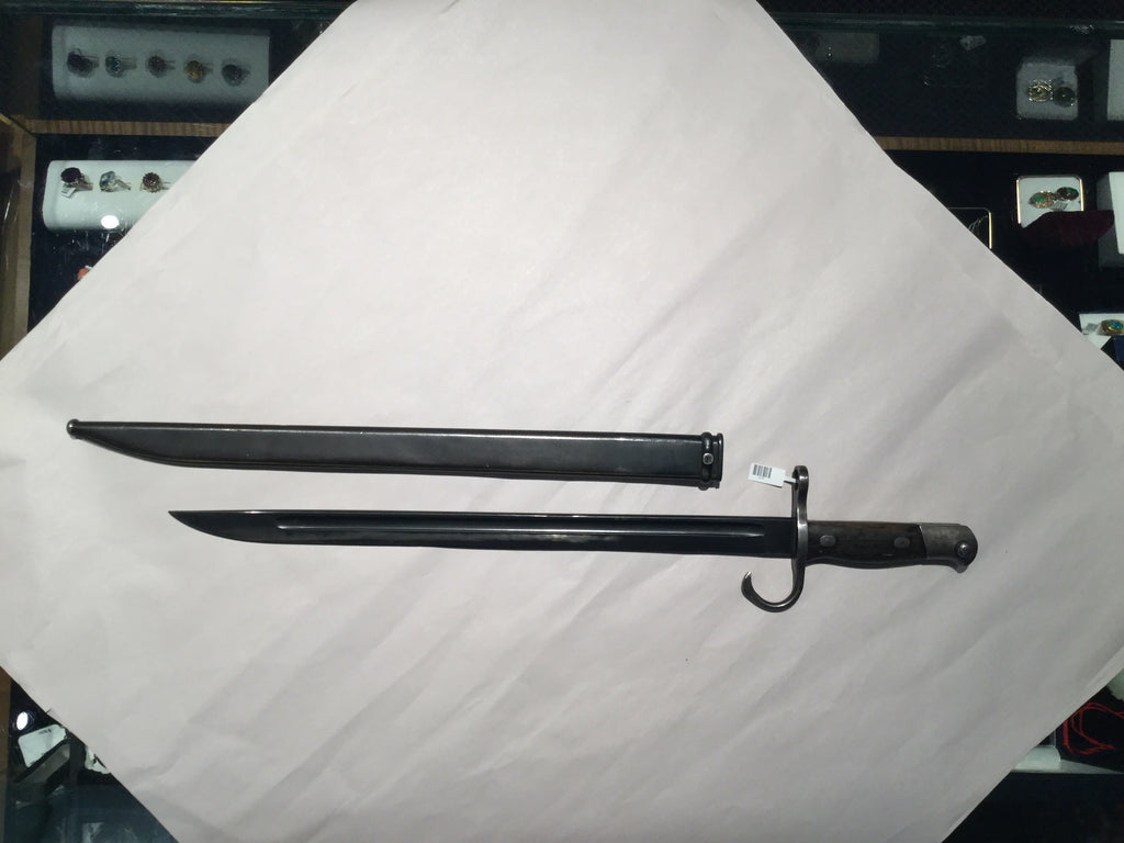 Japanese Type 30 Sword Bayonet