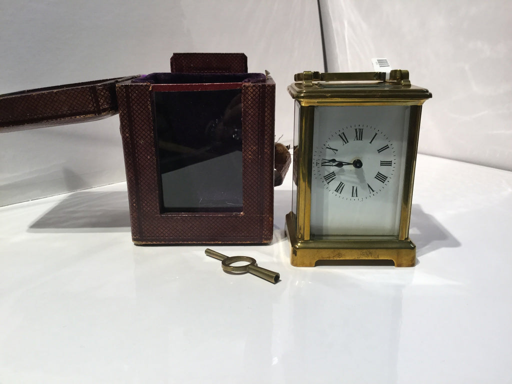 French Carriage Clock Lrg
