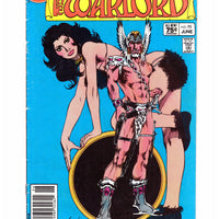 The Warlord #70