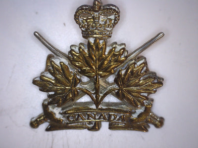 Canadian Army Infantry Collar Badge
