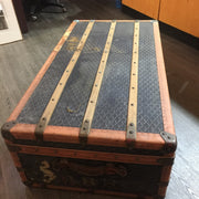 Large Goyard Cabin Trunk