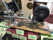 Watchmakers Lathe Electric Motor 1920's
