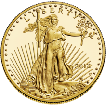American Gold Eagle 1 Troy Ounce